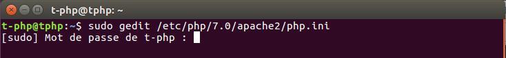 Edition Fichier Admin Ubuntu avec Sudo