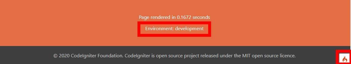 Environnement Developpement CodeIgniter 4