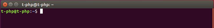 Terminal Ubuntu 16.04