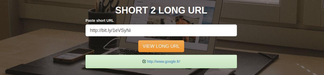 Aperçu Script PHP Décodeur URL